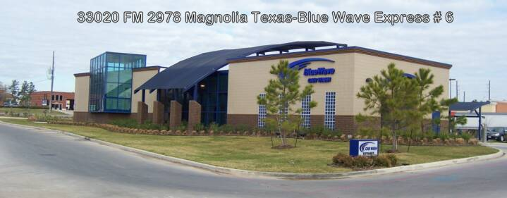 Blue Wave Car Wash League City Tx